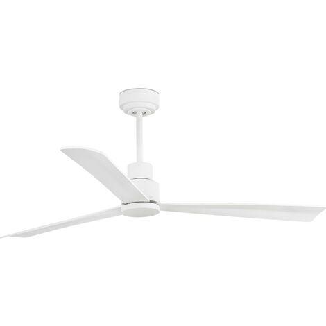 Ventilateur sans eclairage Nassau Marron FARO 33478