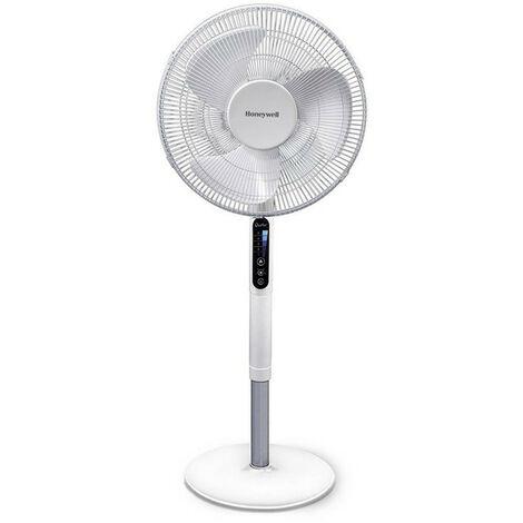 "main image of ""Ventilateur silencieux sur pied QuietSet - Honeywell"""