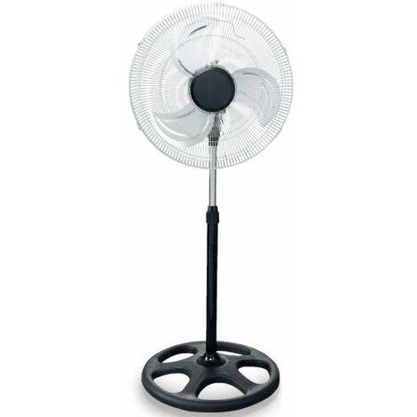 Ventilateur sur pied 3 vitesses Ø 45 cm 70w