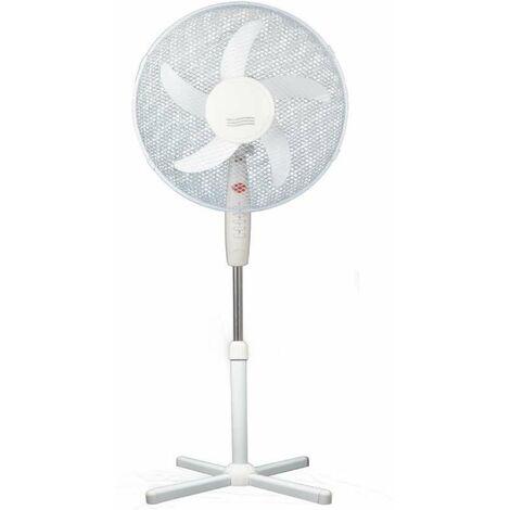 Ventilateur sur pied 40 cm 5 pales