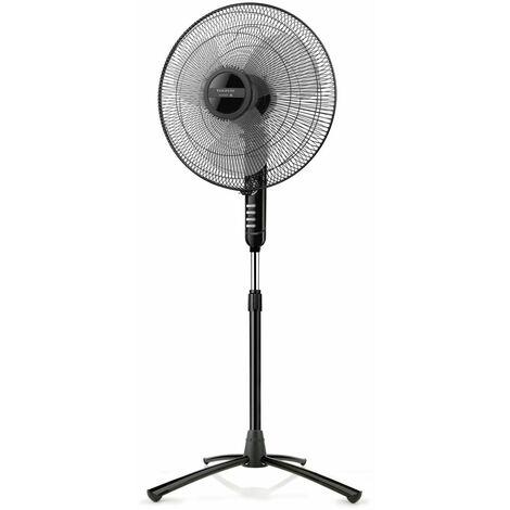 ventilateur sur pied 45w 40cm 3 vitesses noir - 944648000 - taurus alpatec