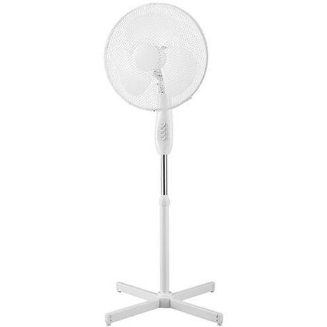Ventilateur sur pied réglable - diamètre 40cm - Extel -