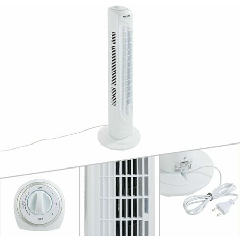 Ventilateur tour de 50 W