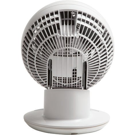 Ventilateur très puissant - Silencieux - Programmable - Télécommande 5 vitesses - Garanti 2 ans - Blanc