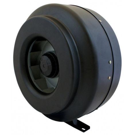 Ventilateur tubulaire ,de conduit , de gaine, en métal FKM 125mm 230V 390m³/h