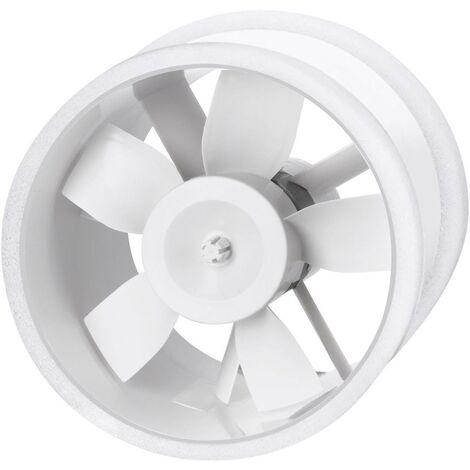Ventilateur tubulaire encastrable 230 V 256 m³/h 15 cm Sygonix 33925Y S39252