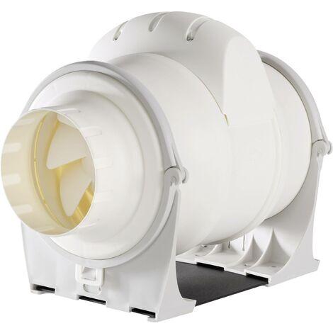 Ventilateur tubulaire Wallair 20100266 230 V 270 m³/h 10 cm 1 pc(s) S24805