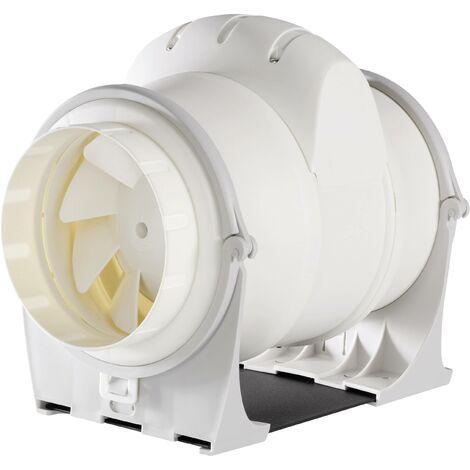 Ventilateur tubulaire Wallair 20100267 230 V 320 m³/h 12.5 cm 1 pc(s) S24801