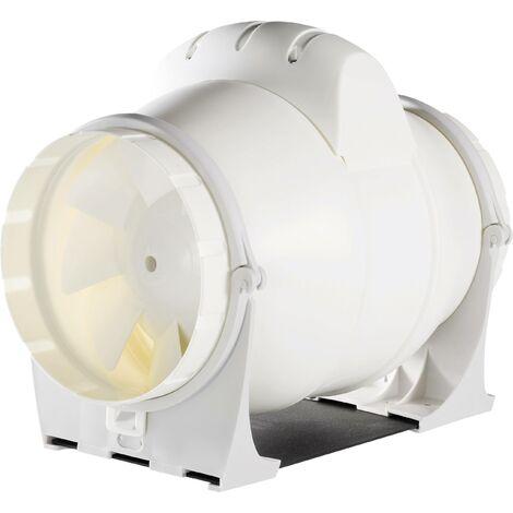Ventilateur tubulaire Wallair 20100268 230 V 560 m³/h 15 cm 1 pc(s) S24802