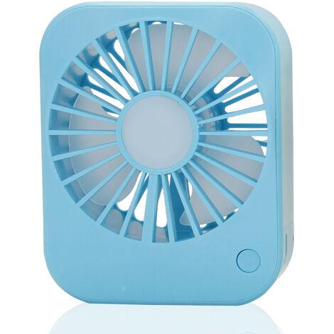 Ventilateur Usb Ventilateur Portable Mini Ventilateur Ventilateur De Bureau Ventilateur De Charge Ventilateur A Trois Vitesses