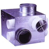 Ventilation - Caisson VMC individual gaz - UNELVENT : 501901