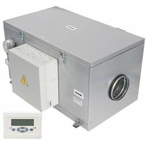 Ventilation positive haute efficacité - VPE EXPERT SOUFL'AIR 125 ECONOPRIME - VPE-EXPERT-125 Centrale de ventilation positive seule