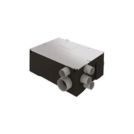 Ventilation Primocosy HR BP SRI - Haut rendement et Double Flux - Gris - Gris