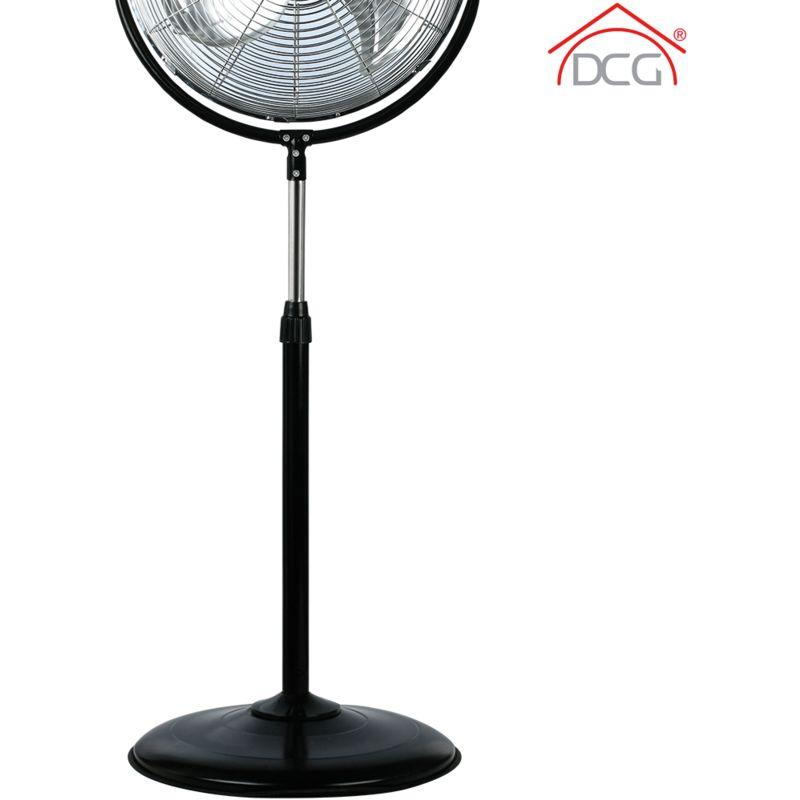 Ventilatore da pavimento 90W PIANTANA CON PALE DA 40 cm basso consumo 3 velocità