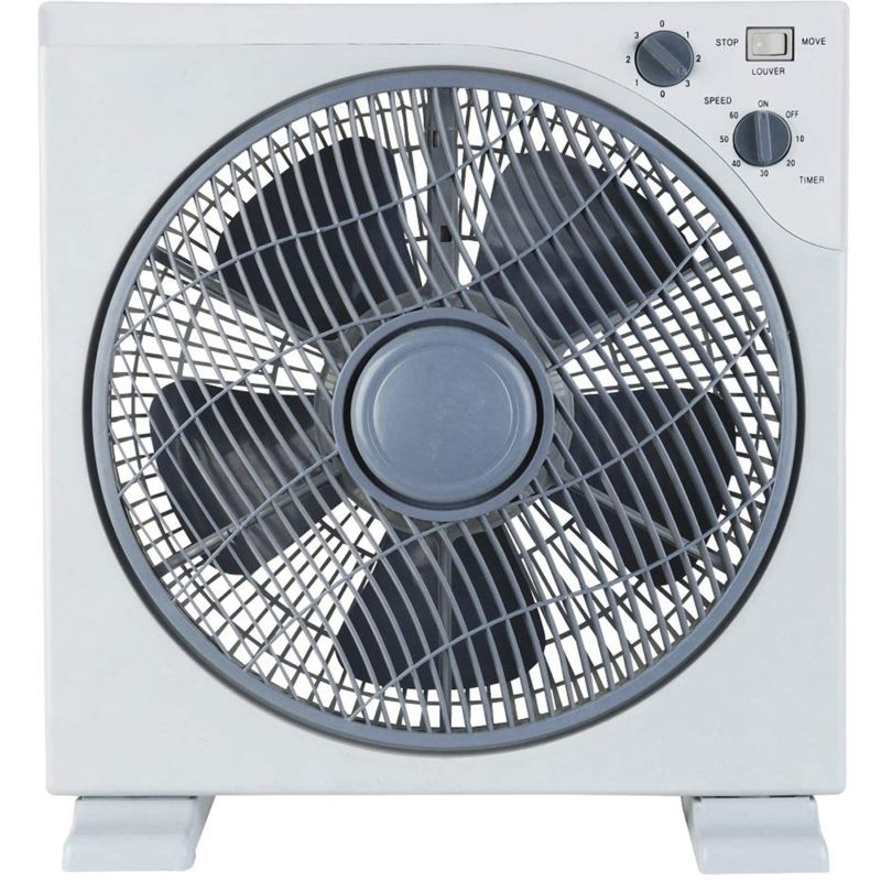 Ventilatore a Colonna Con Rotazione 360 3 Velocita Timer Telecomando DCG