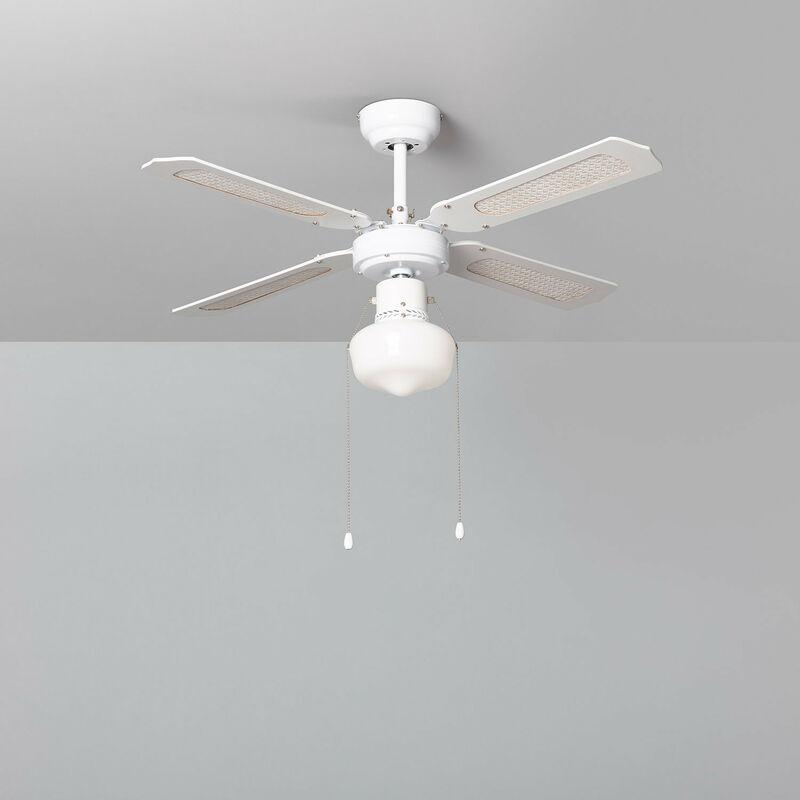 Ventilatore da Soffitto Havoc Bianco 50W