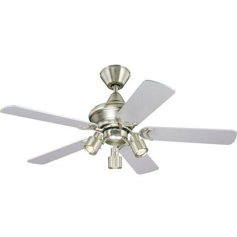 Ventilatore da soffitto Westinghouse Kingston 72114 GU10 Potenza: 53 W