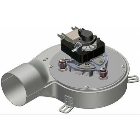 Ventilatore Estrattore Fumi Stufa A Pellet 150 Mm Estrattore 1