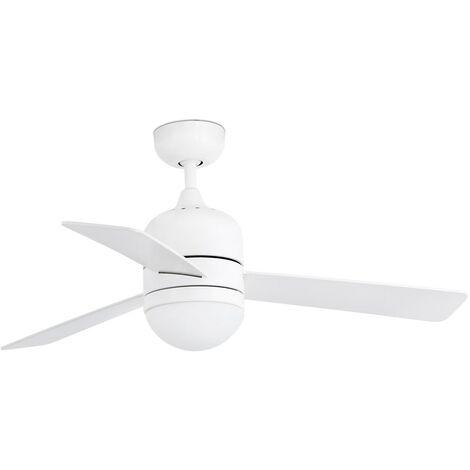 Ventilatore per soffitto con luce CEBU FARO 33606