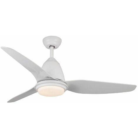 Ventilatore per soffitto silenzioso cm 132x43h SULION 075066
