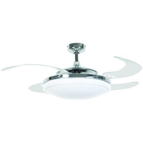Ventilatore soffitto Beacon Fanaway Evo cm 121x39,3x121 Fanaway 210932
