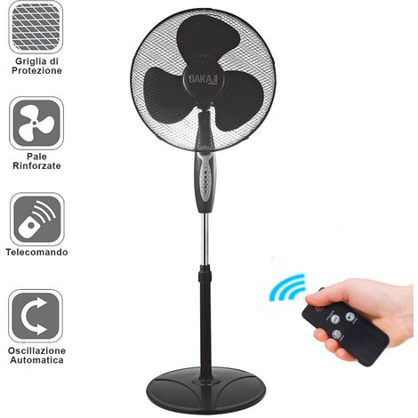 Ventilatori con supporto