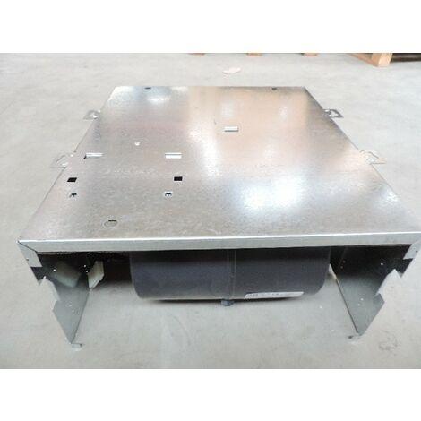 Ventilo-convecteur taille 01 à encastrer 2 tubes 458x480x225mm installation à eau (PAC) VNT 100 version SM TECNOCLIMA