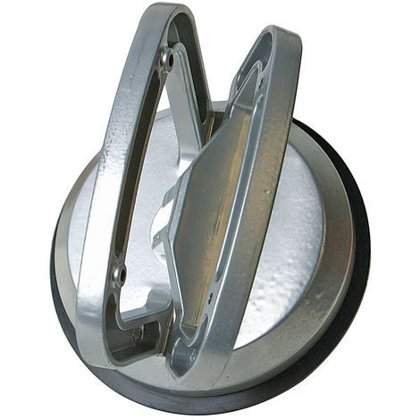 Ventosa de aluminio 50 kg, individual
