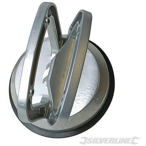 Ventosa de aluminio
