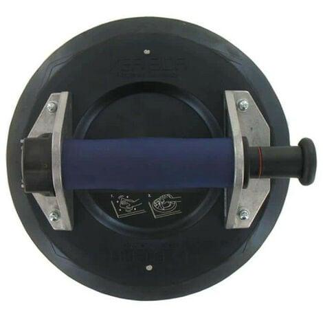 Ventouse à pompe VERIBOR aluminium diamètre 210