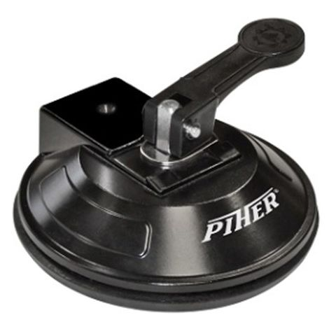 Ventouse D. 115 mm simple multiusage 1 x M6 en aluminium - 30166 - Piher - -