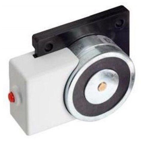 Ventouse électromagnétique à rupture 24Vdc en boitier (ABS)