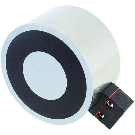 Ventouse électromagnétique RS PRO, 3600N, 12V cc