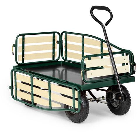 Ventura Chariot remorque de transport à main > 300 kg acier