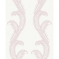 Venus Pink and White Wallpaper