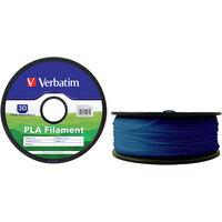 Verbatim Filament PLA 3 mm 1 kg - Bleu (55261)