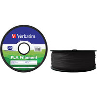 Verbatim Filament PLA 3 mm 1 kg - Noir (55259)