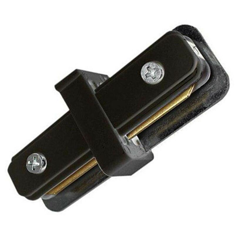 1-Phasen Stromschiene Ultra Power f/ür LED-Strahler 2 Meter Wei/ß LEDKIA