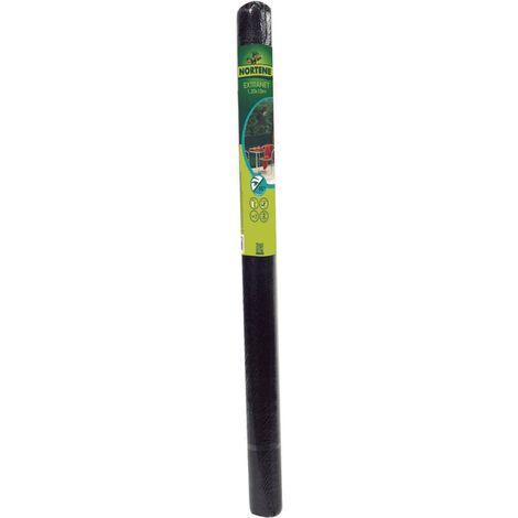 Verde pantalla de privacidad Nortene Extranet' 1,2 x 10 m - Vert