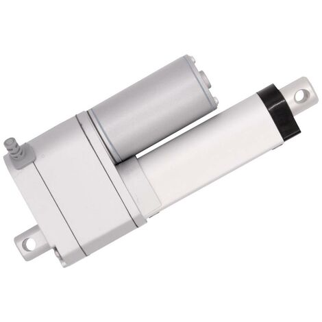 Vérin électrique Drive-System Europe DSZY1-12-10-200-POT-IP65 1386433 12 V/DC Longueur de course 200 mm 250 N 1 pc(s)