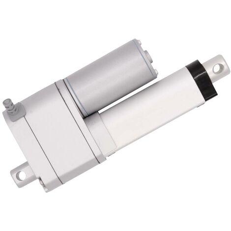 Vérin électrique Drive-System Europe DSZY1-12-20-200-POT-IP65 1386437 12 V/DC Longueur de course 200 mm 500 N 1 pc(s)