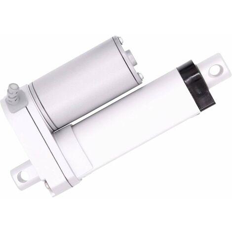 Vérin électrique Drive-System Europe DSZY1Q-12-20-200-IP65 DSZY1Q-12-20-200-IP65 12 V/DC Longueur de course 200 mm 500