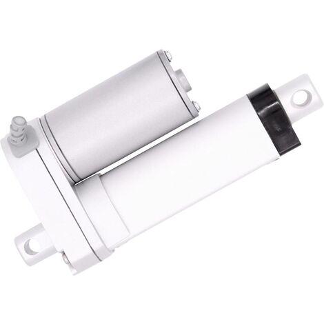 Vérin électrique Drive-System Europe DSZY1Q-24-20-200-IP65 DSZY1Q-24-20-200-IP65 24 V/DC Longueur de course 200 mm 500