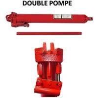 Verin hydraulique 8T tonnes double pompe