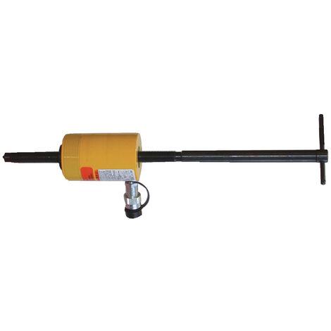 Vérins hydrauliques avec poignée coulissante L.975 mm