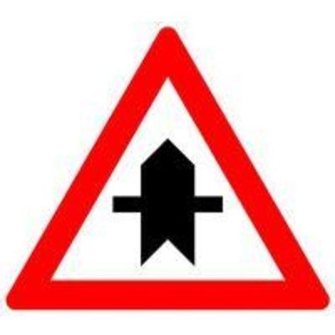 Verkehrszeichen 301 Dreieck 900mm Vorfahrt