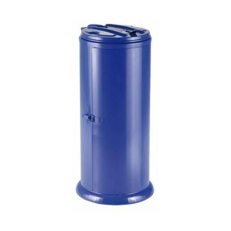 Verkleideter Müllsackständer mit Deckel | für Inhalt 60 l | lackiert | Certeo