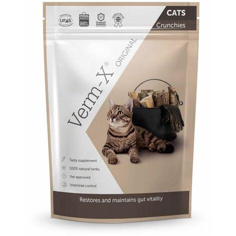 "main image of ""Verm-X Cat Treats - 120g - 170894"""