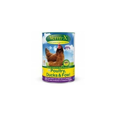"""main image of """"Verm-X Poultry Pellets (212957)"""""""