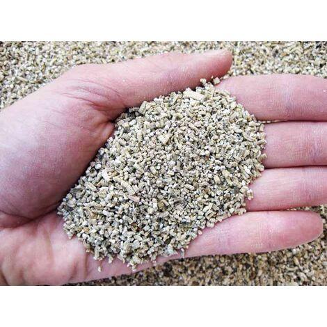 Vermiculite, agrivermiculite 1/3 mm (1 kg - c.a 9 lt)